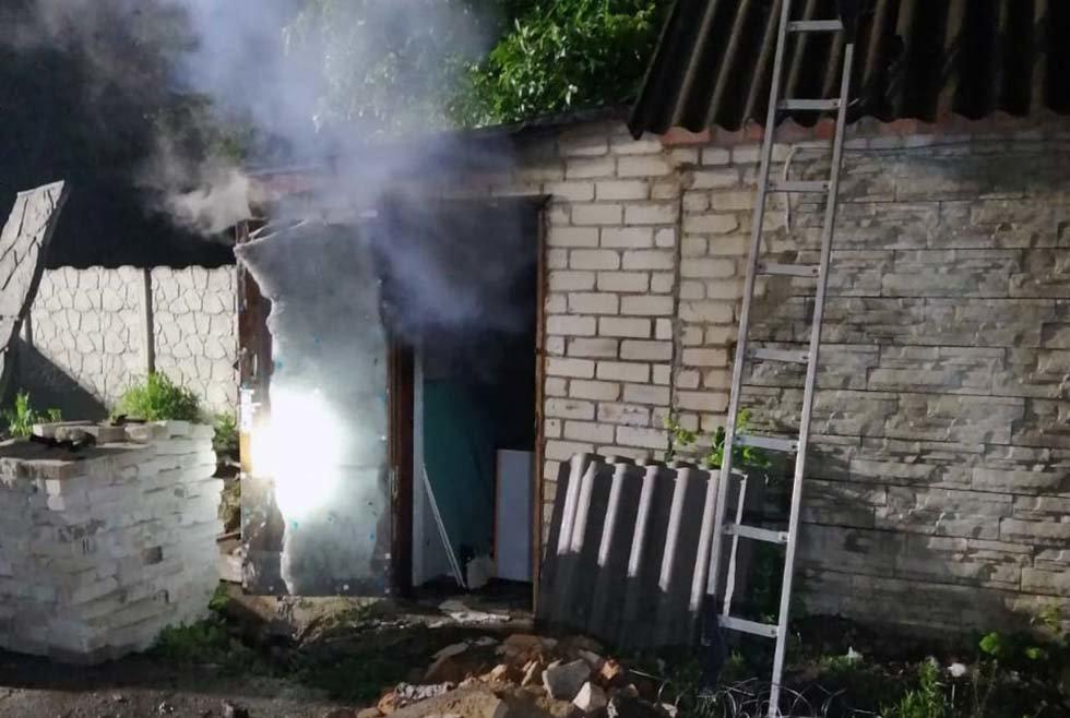 На Днепропетровщине во время пожара погиб мужчина, - ФОТО, фото-2
