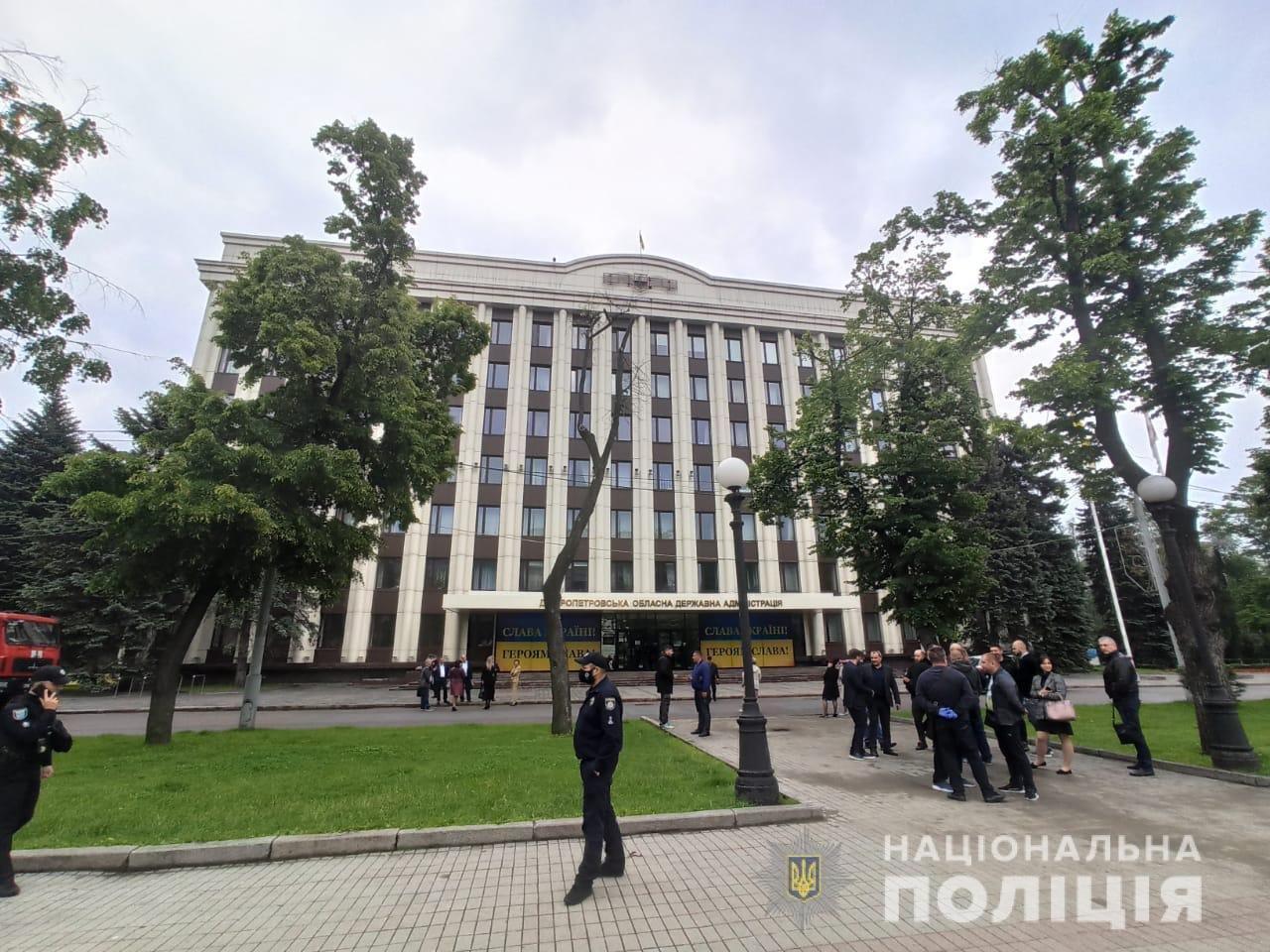 В Днепре задержали телефонного псевдоминера облсовета и обладминистрации, - ФОТО, фото-1