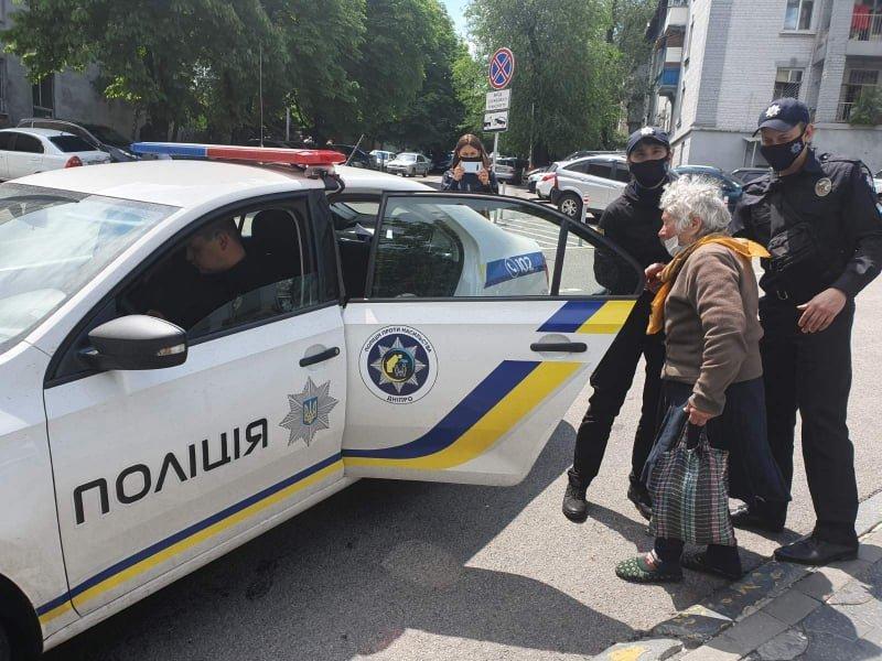 Приехала в Днепр за помощью: 83-летняя жительница области бежала от сына, который ее избивал, фото-3