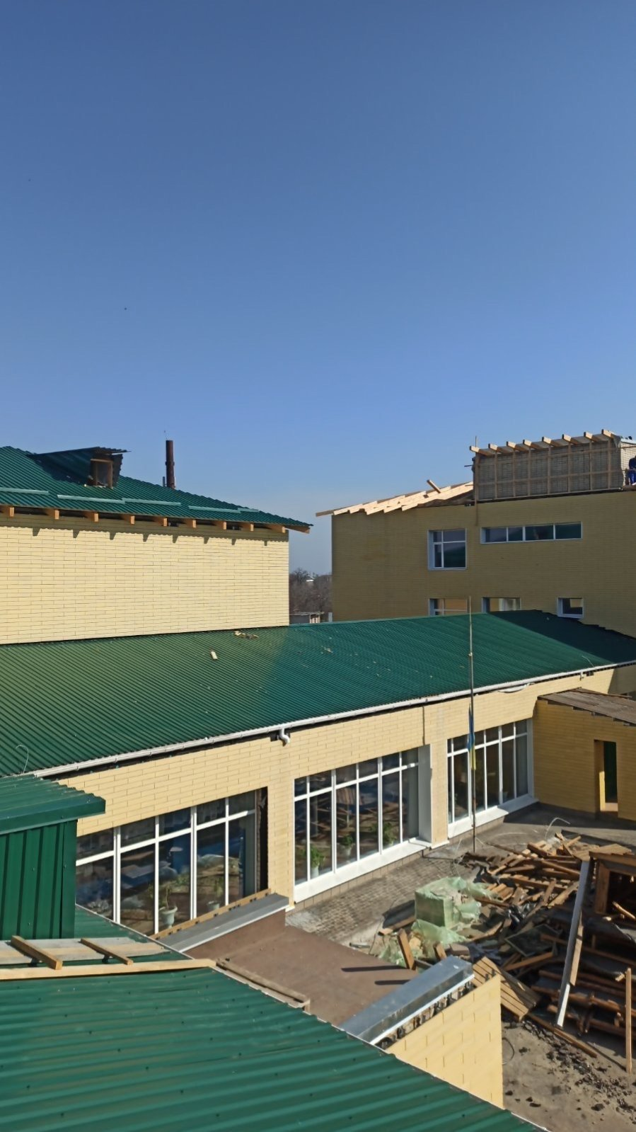 На Днепропетровщине капитально ремонтируют лицей на более 600 учеников, - ФОТО, фото-2