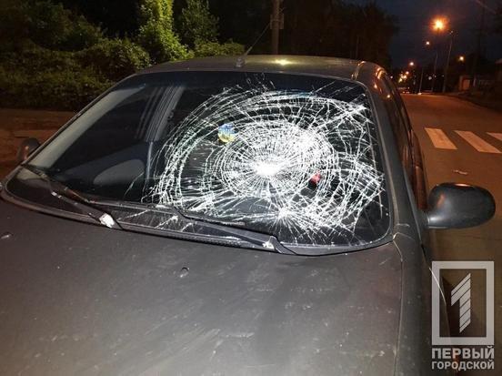 На Днепропетровщине водитель сбил пешехода, - ФОТО, фото-1
