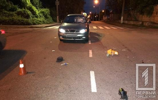 На Днепропетровщине водитель сбил пешехода, - ФОТО, фото-2