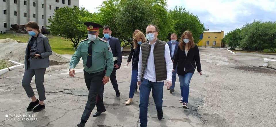 Министр юстиции Малюська попал в платное СИЗО в Днепре и других городах Украины: как проходило открытие - ФОТО, фото-3