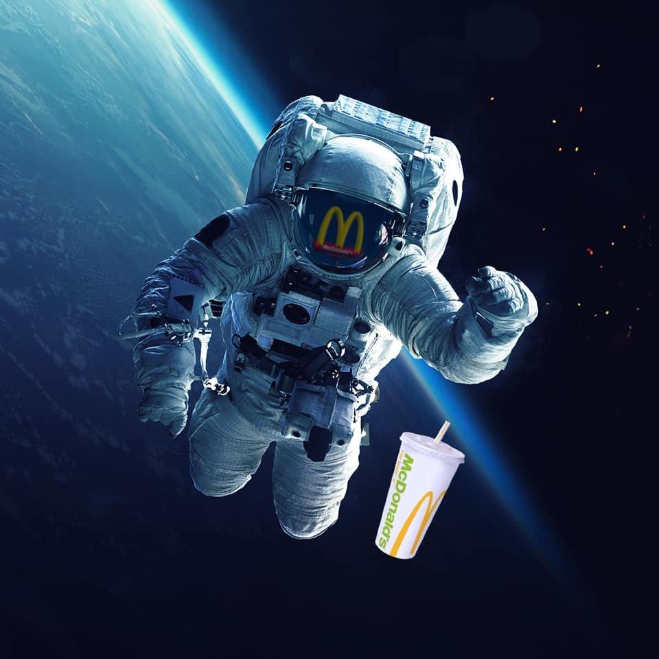 На Титова в Днепре открыли новый Макдональдс, фото-1
