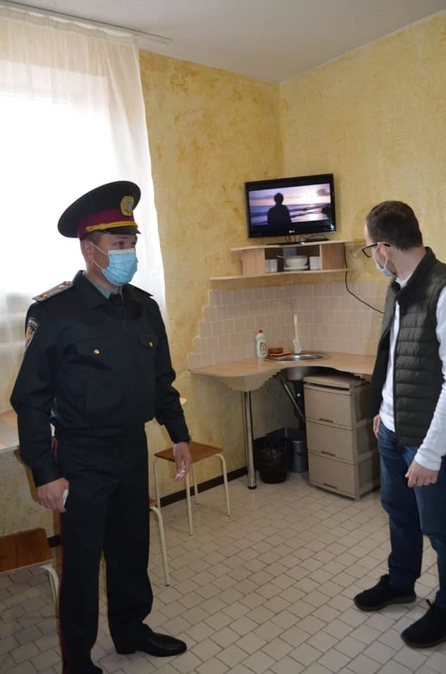 Министр юстиции Малюська попал в платное СИЗО в Днепре и других городах Украины: как проходило открытие - ФОТО, фото-9