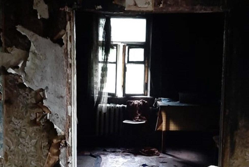 В Днепре горел частный дом, - ФОТО, фото-1