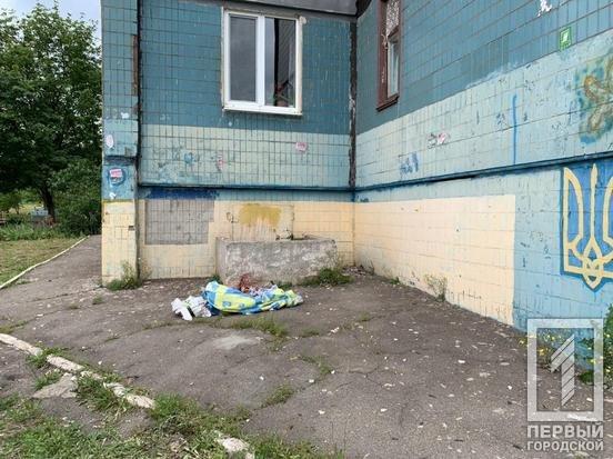 В Днепропетровской области мужчина сорвался, когда спускался по простыням с окна на четвертом этаже, - ФОТО, фото-2