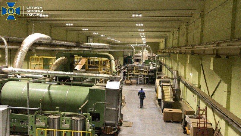 СБУ закрыли фабрику по производству нелегальных сигарет для ЕС в Днепропетровской области, - ФОТО, ВИДЕО, фото-5