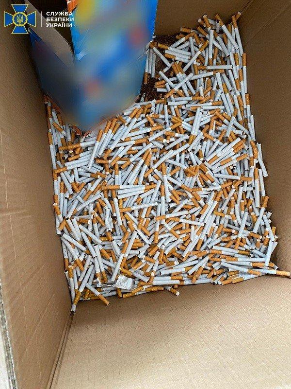 СБУ закрыли фабрику по производству нелегальных сигарет для ЕС в Днепропетровской области, - ФОТО, ВИДЕО, фото-6