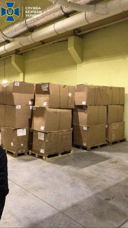 СБУ закрыли фабрику по производству нелегальных сигарет для ЕС в Днепропетровской области, - ФОТО, ВИДЕО, фото-8