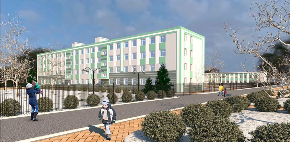 На Днепропетровщине отреконструируют школу за 185 миллионов гривен, - ФОТО, фото-1