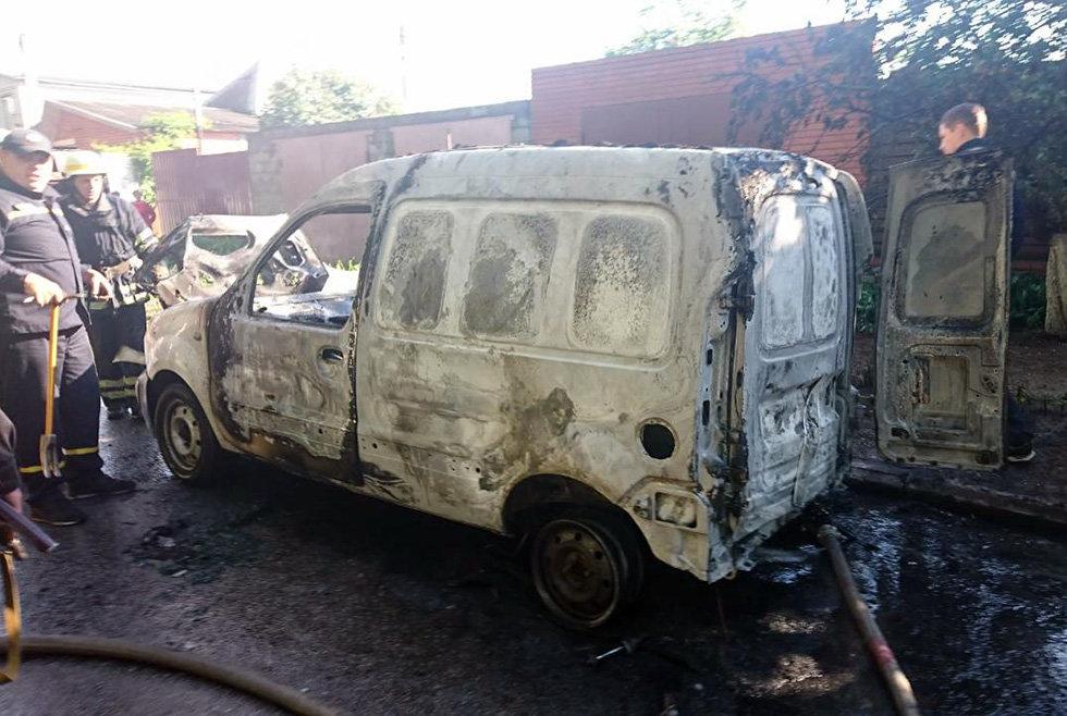 Под Днепром мужчина сгорел в легковом автомобиле, - ФОТО, фото-3