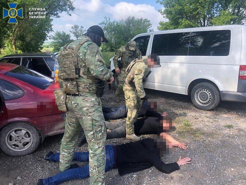 В Днепропетровской области СБУ арестовала начальника отделения полиции который фальсифицировал уголовные дела, - ФОТО, фото-1
