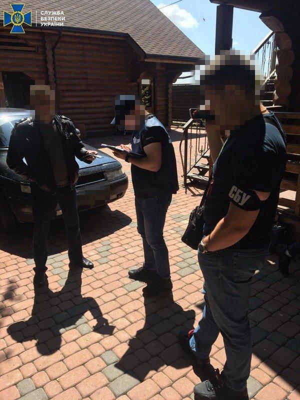 В Днепропетровской области СБУ арестовала начальника отделения полиции который фальсифицировал уголовные дела, - ФОТО, фото-2