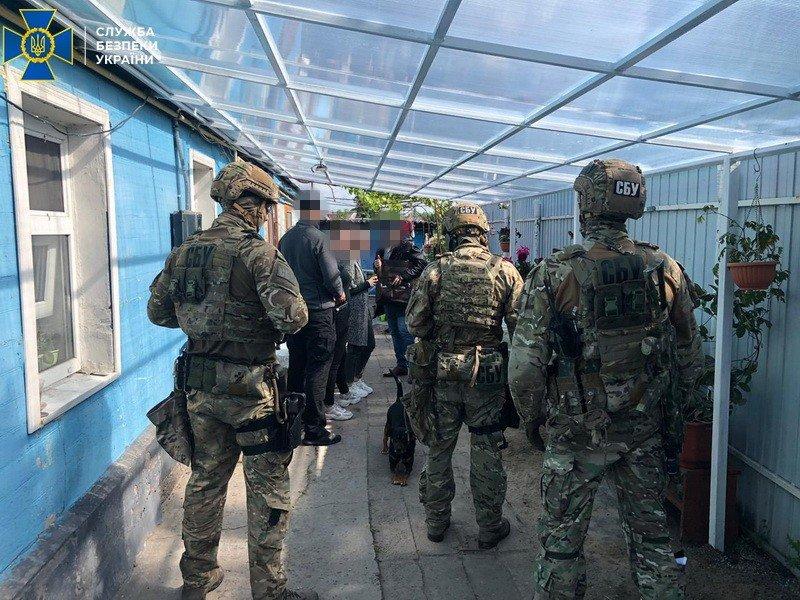 В Днепропетровской области СБУ арестовала начальника отделения полиции который фальсифицировал уголовные дела, - ФОТО, фото-4