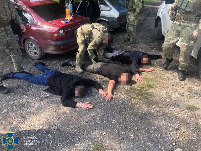 В Днепропетровской области СБУ арестовала начальника отделения полиции который фальсифицировал уголовные дела, - ФОТО, фото-5
