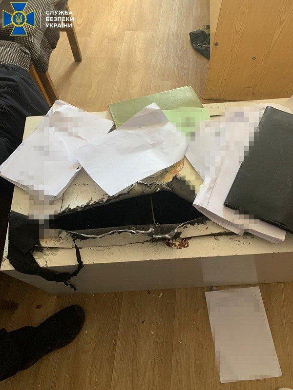 В Днепропетровской области СБУ арестовала начальника отделения полиции который фальсифицировал уголовные дела, - ФОТО, фото-8