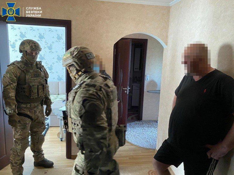 В Днепропетровской области СБУ арестовала начальника отделения полиции который фальсифицировал уголовные дела, - ФОТО, фото-7
