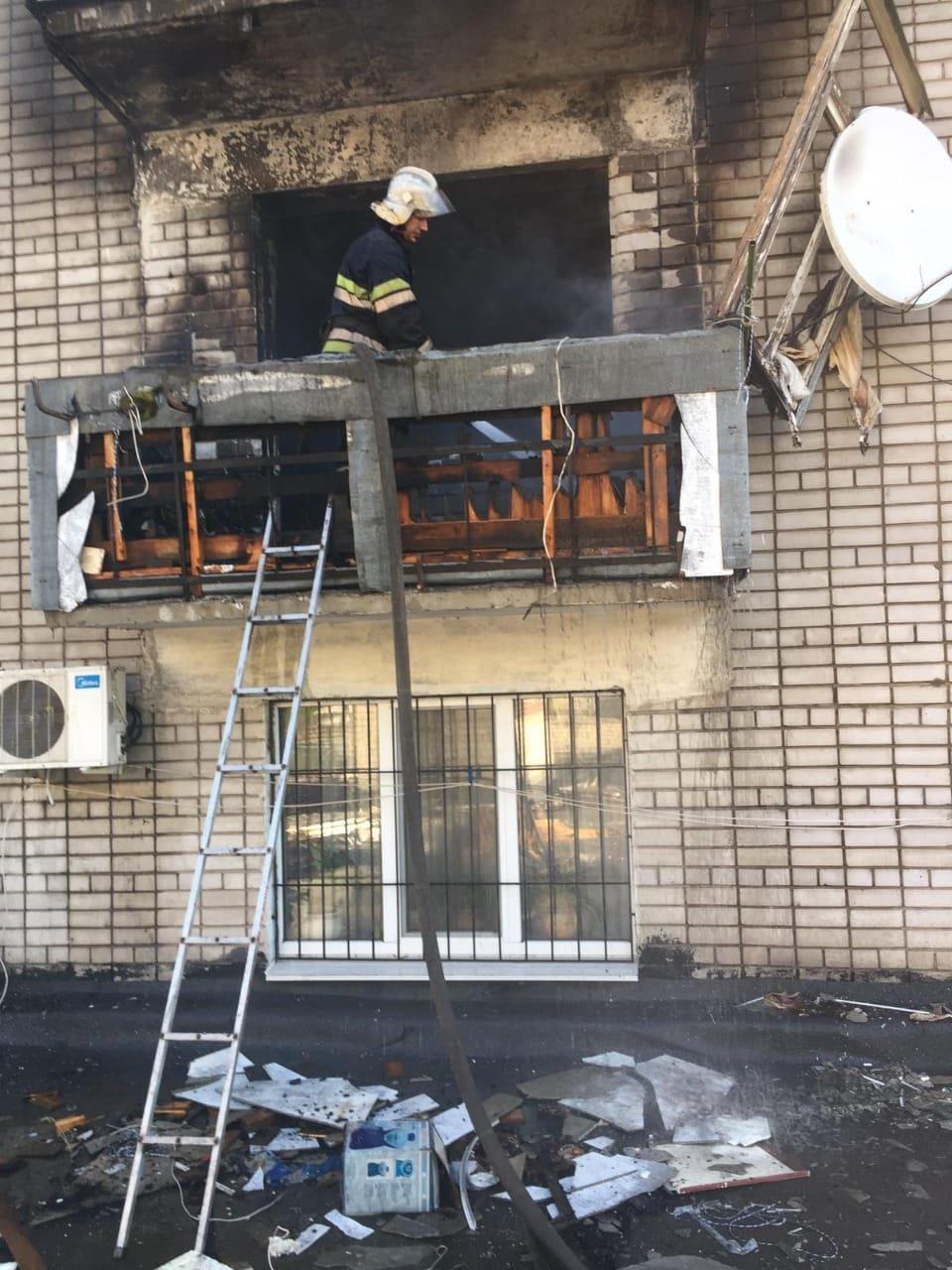 Под Днепром произошел взрыв в квартире, владельца госпитализировали с ожогами, - ФОТО, фото-1