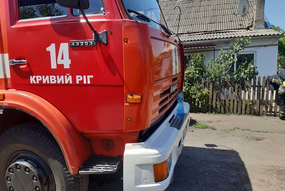 В Днепропетровской области на пожаре в жилом доме погибла пенсионерка, - ФОТО, фото-4