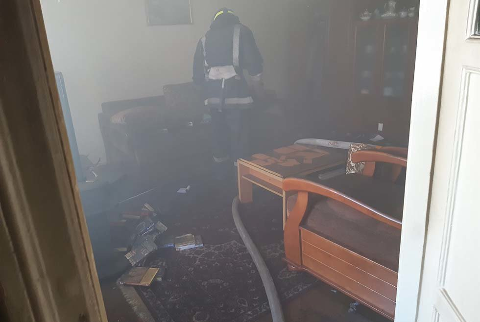В Днепропетровской области на пожаре в жилом доме погибла пенсионерка, - ФОТО, фото-3