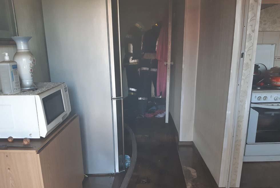 В Днепропетровской области на пожаре в жилом доме погибла пенсионерка, - ФОТО, фото-1