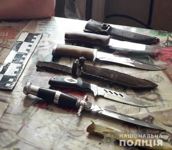 200 кустов конопли, 6 ножей и пистолет: под Днепром провели обыски, - ВИДЕО, ФОТО, фото-1
