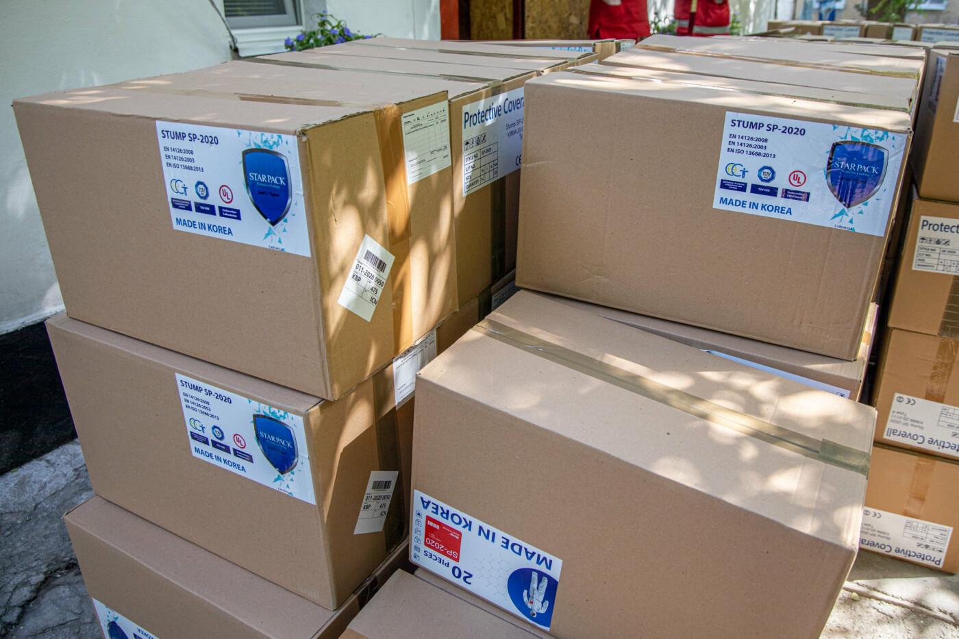 Врачи Днепропетровщины получат более 18 тысяч биозащитных костюмов, - ФОТО, фото-2