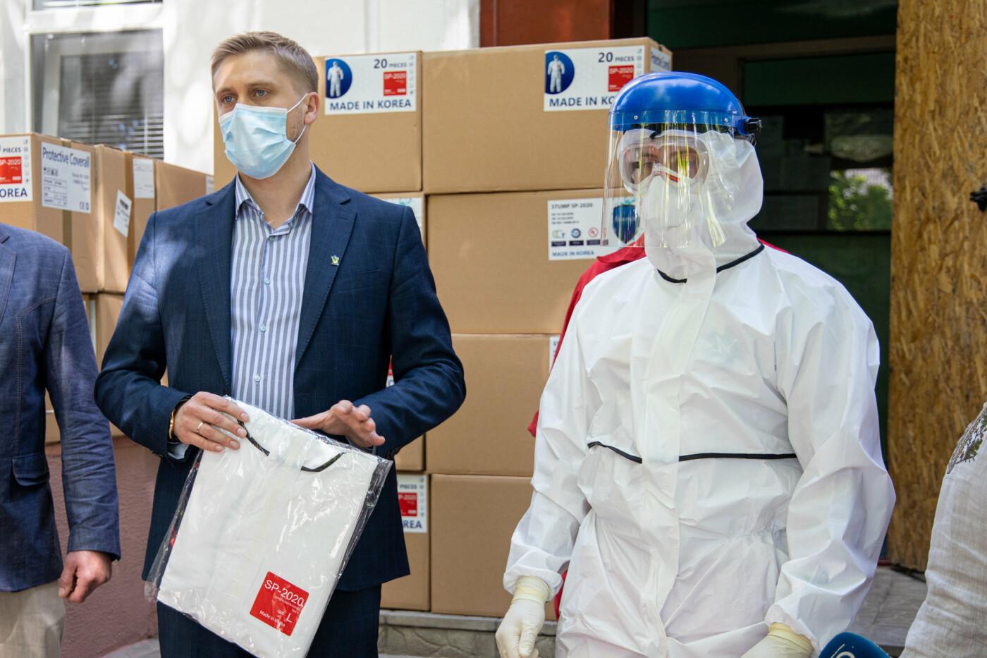 Врачи Днепропетровщины получат более 18 тысяч биозащитных костюмов, - ФОТО, фото-8