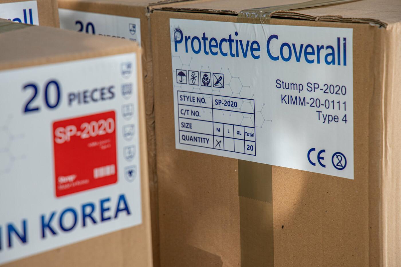 Врачи Днепропетровщины получат более 18 тысяч биозащитных костюмов, - ФОТО, фото-3
