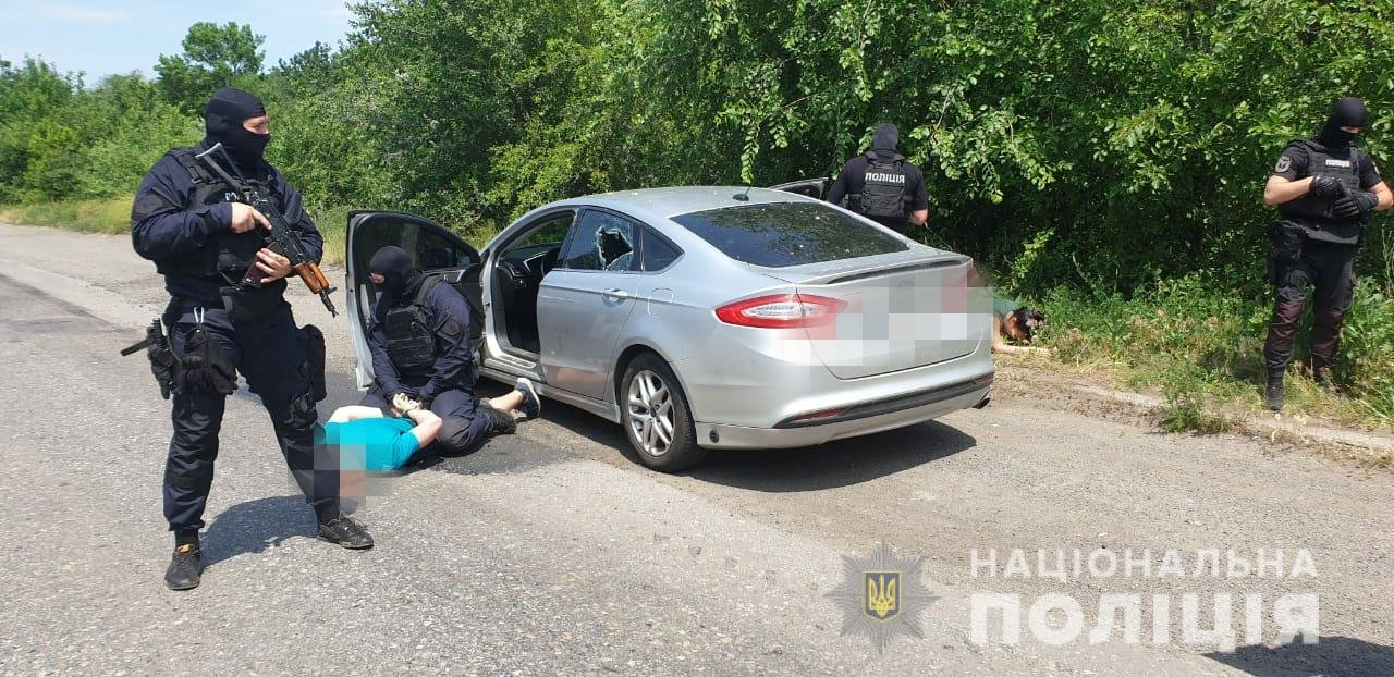 Под Днепром задержали преступную группировку квартирных воров, - ФОТО, фото-1