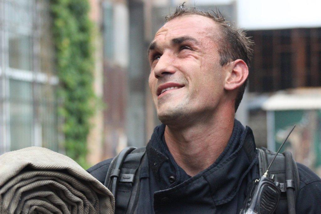 В Днепре пожарные тушили склад, - ФОТО, фото-5