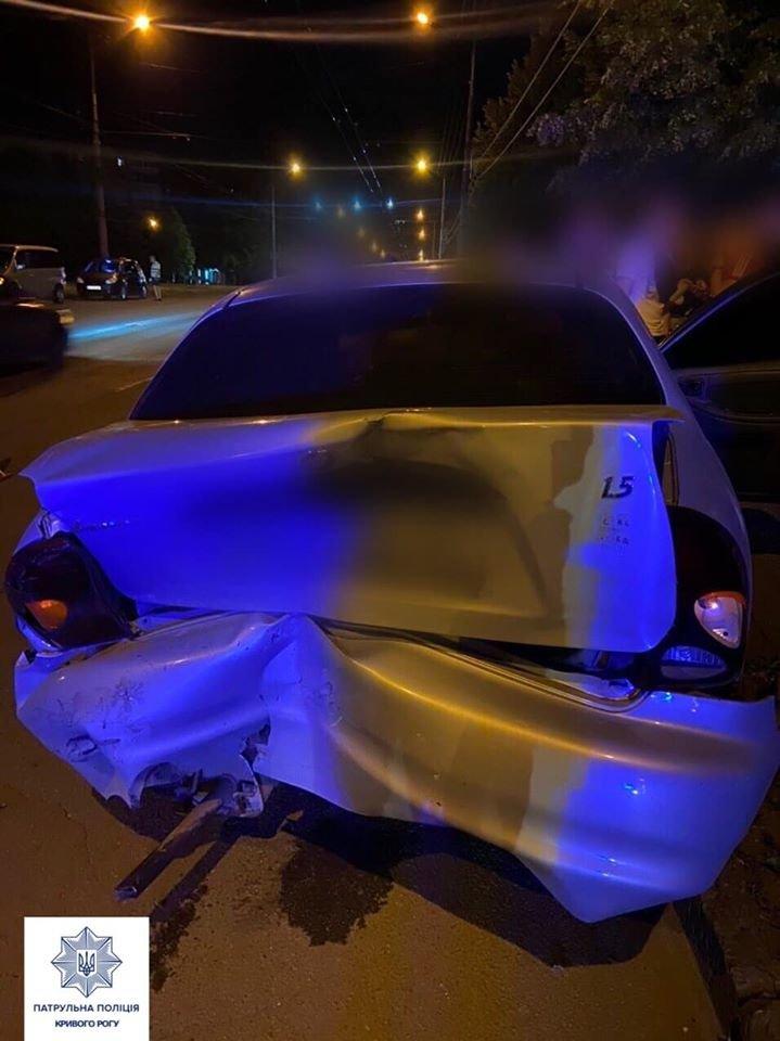 На Днепропетровщине разыскали нетрезвого водителя, который скрылся с места ДТП, - ФОТО, фото-2