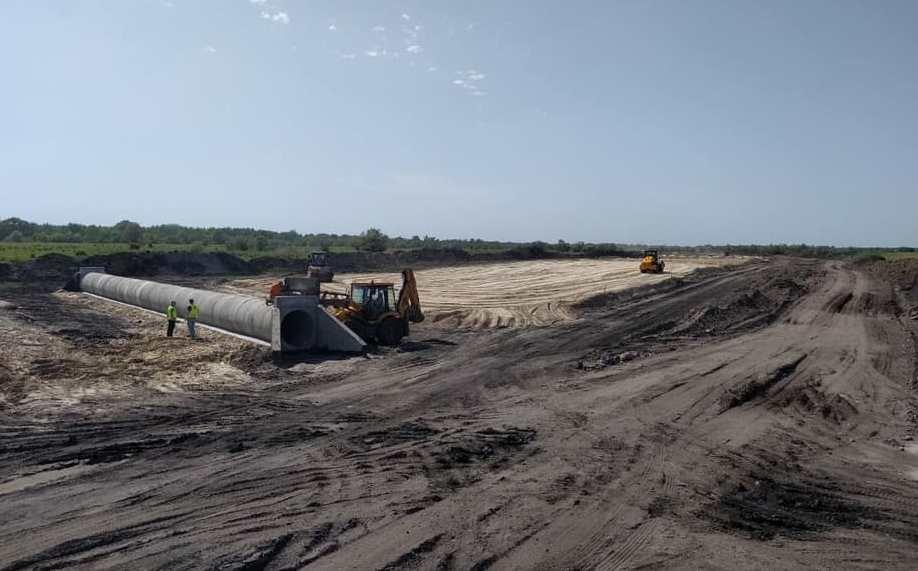 В Днепропетровской области продолжают строить решетиловскую трассу, - ФОТО, фото-5
