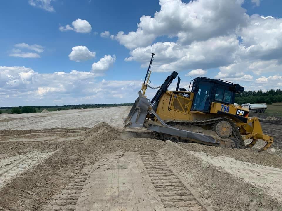 В Днепропетровской области продолжают строить решетиловскую трассу, - ФОТО, фото-8