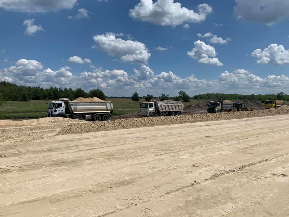 В Днепропетровской области продолжают строить решетиловскую трассу, - ФОТО, фото-9