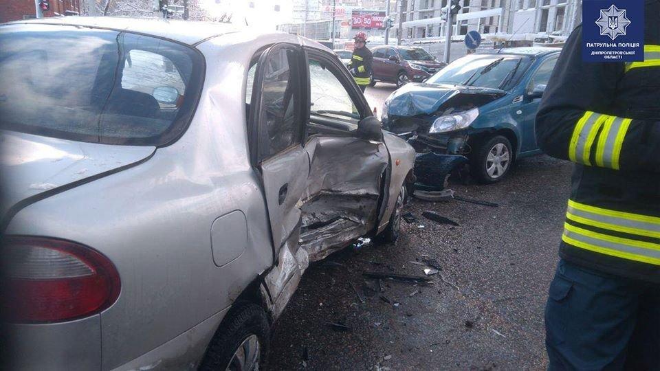 Проспект Поля - четвертый по количеству аварий с пострадавшими в Днепре: антирейтинг дорог, фото-3