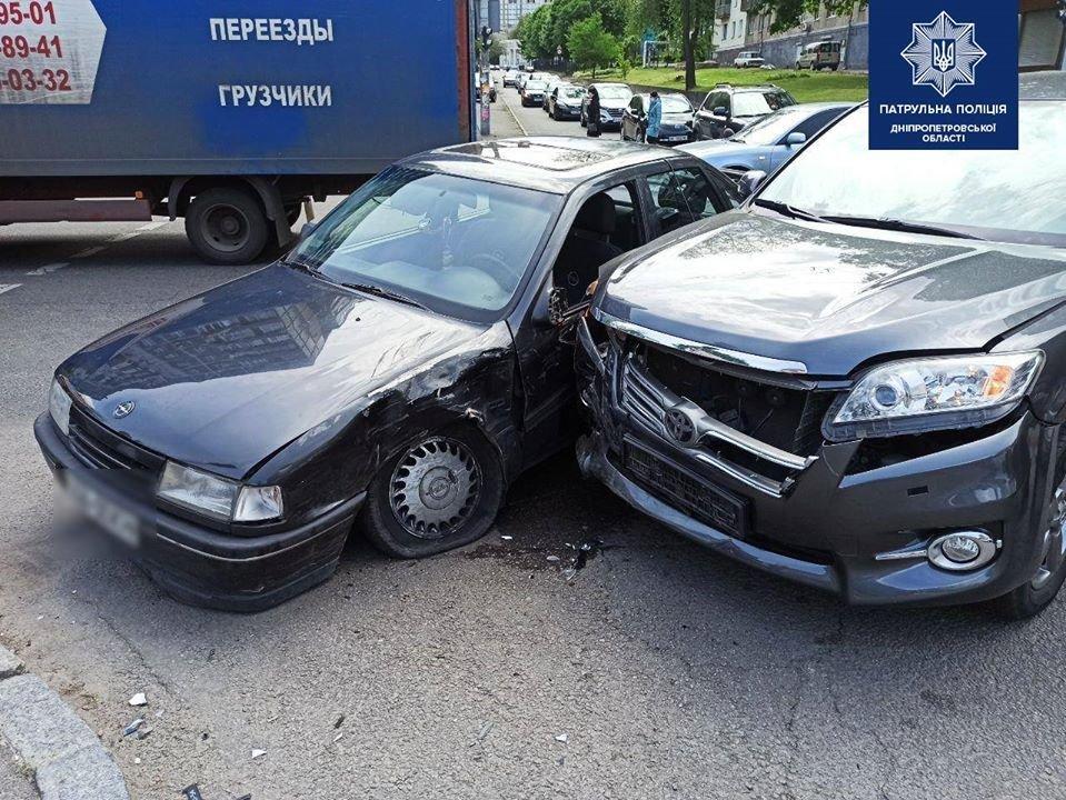 Проспект Поля - четвертый по количеству аварий с пострадавшими в Днепре: антирейтинг дорог, фото-4