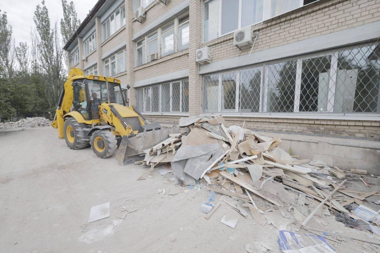 В Днепре начали ремонтировать амбулаторию №9, - ФОТО, фото-3