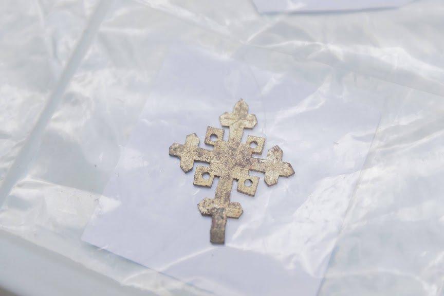 Борис Филатов: предварительные результаты раскопок Лазаревской церкви позволяют считать, что могила Поля будет найдена, фото-8