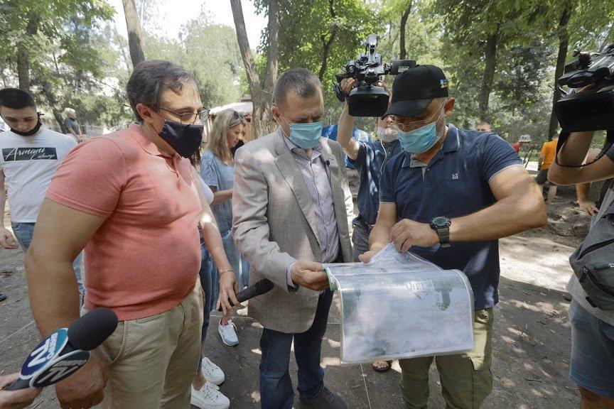 Борис Филатов: предварительные результаты раскопок Лазаревской церкви позволяют считать, что могила Поля будет найдена, фото-5