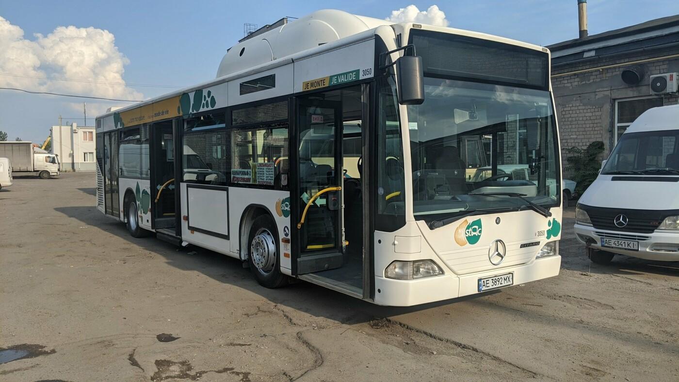 В Днепре на 136-м маршруте два новых автобуса: расписание отправлений, - ФОТО, фото-1