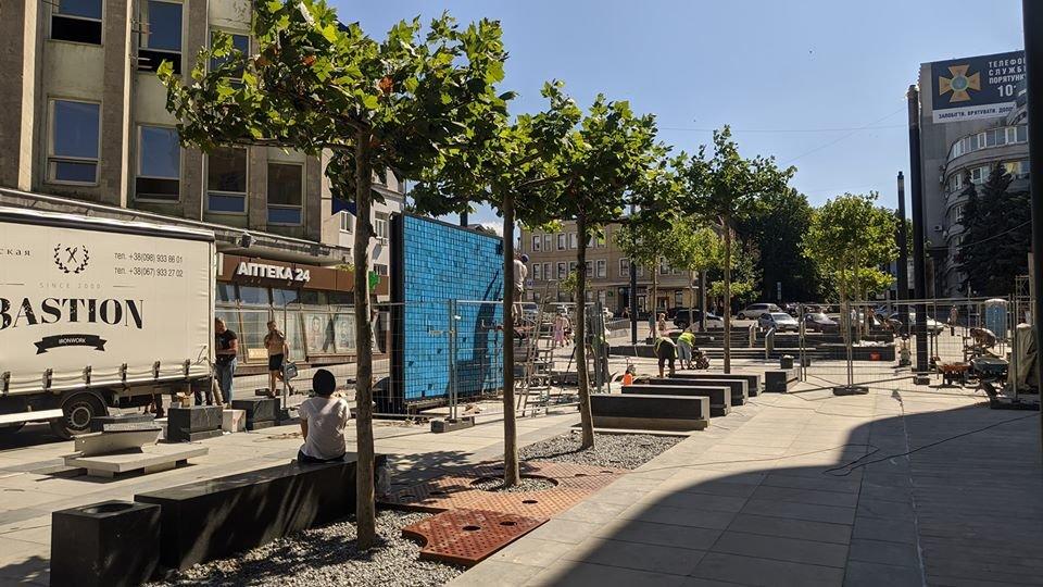 В центре Днепра установили интерактивный арт-объект, - ФОТО, фото-4