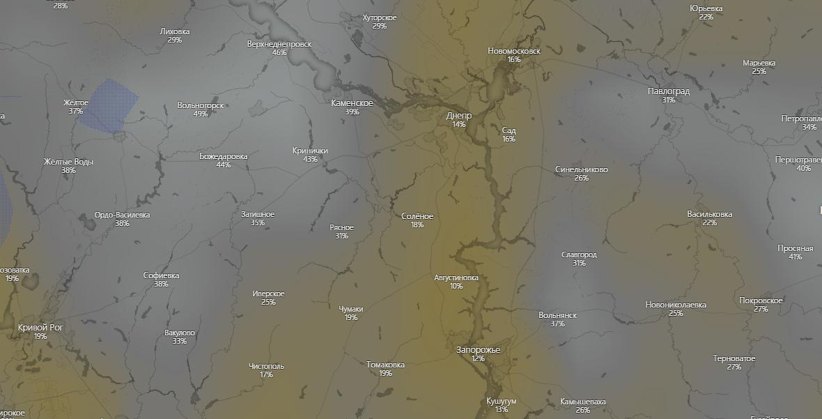 Погода в Днепре сегодня: прогноз на 7 июля, фото-2
