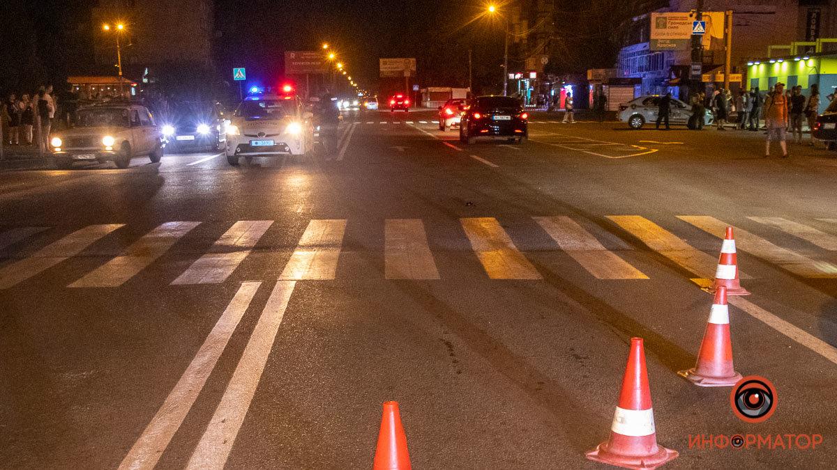 В Днепре девушка, которую сбили на пешеходе, умерла вчера вечером в больнице, - ФОТО, фото-1