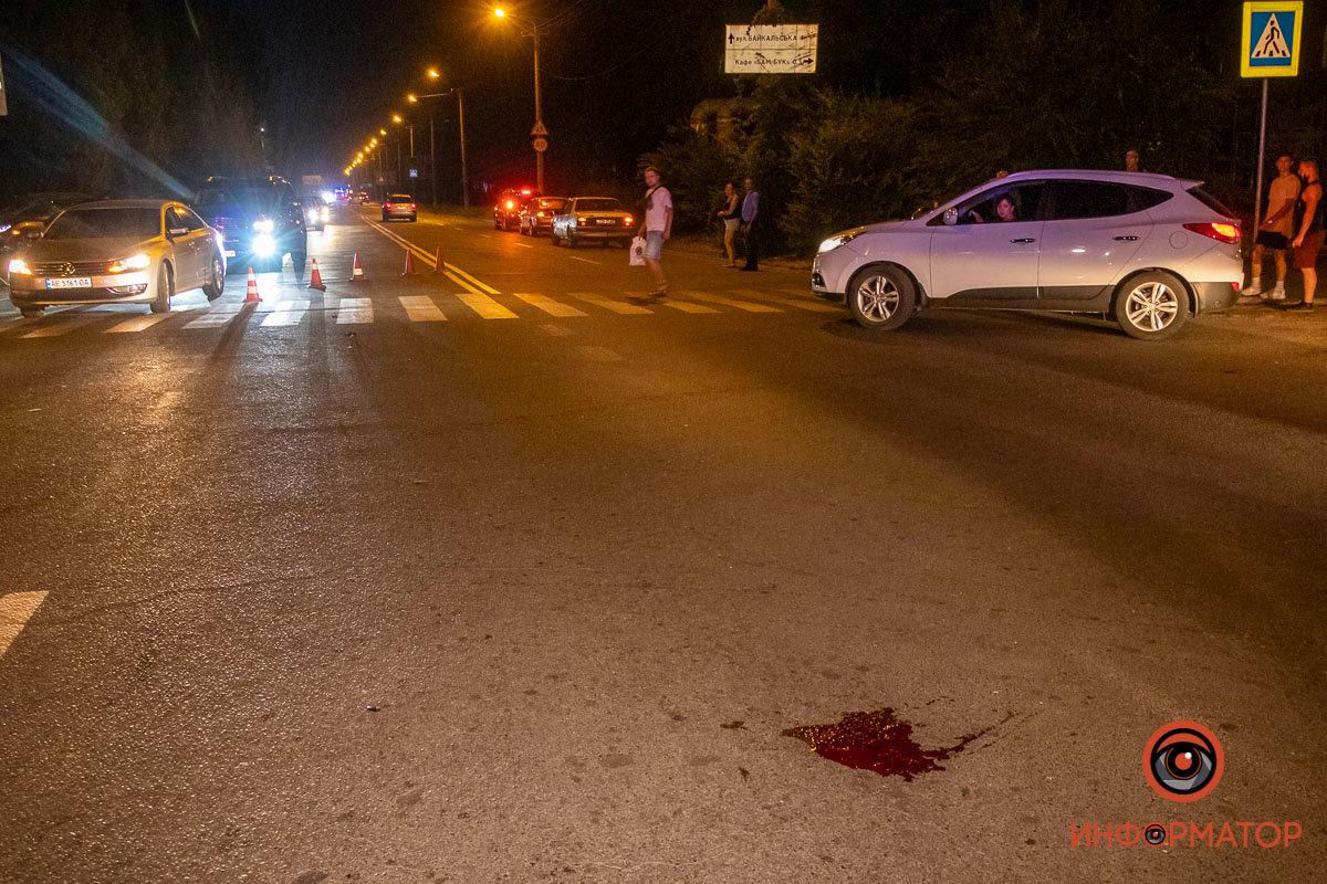 В Днепре девушка, которую сбили на пешеходе, умерла вчера вечером в больнице, - ФОТО, фото-4