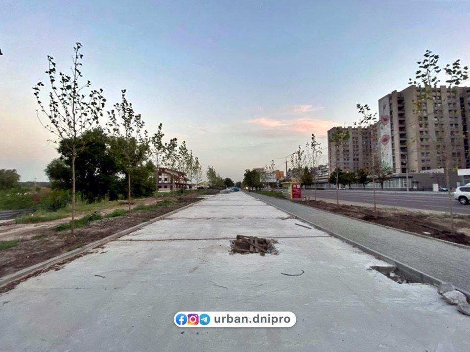 В Днепре продолжается капитальный ремонт на Набережной Победы, - ФОТО, фото-3