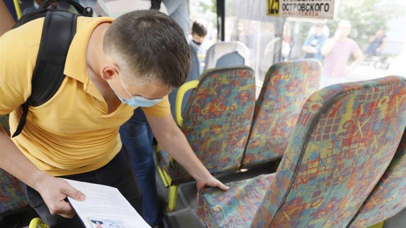 В Днепре старые маршрутки убирают с рейсов, - ФОТО, фото-5