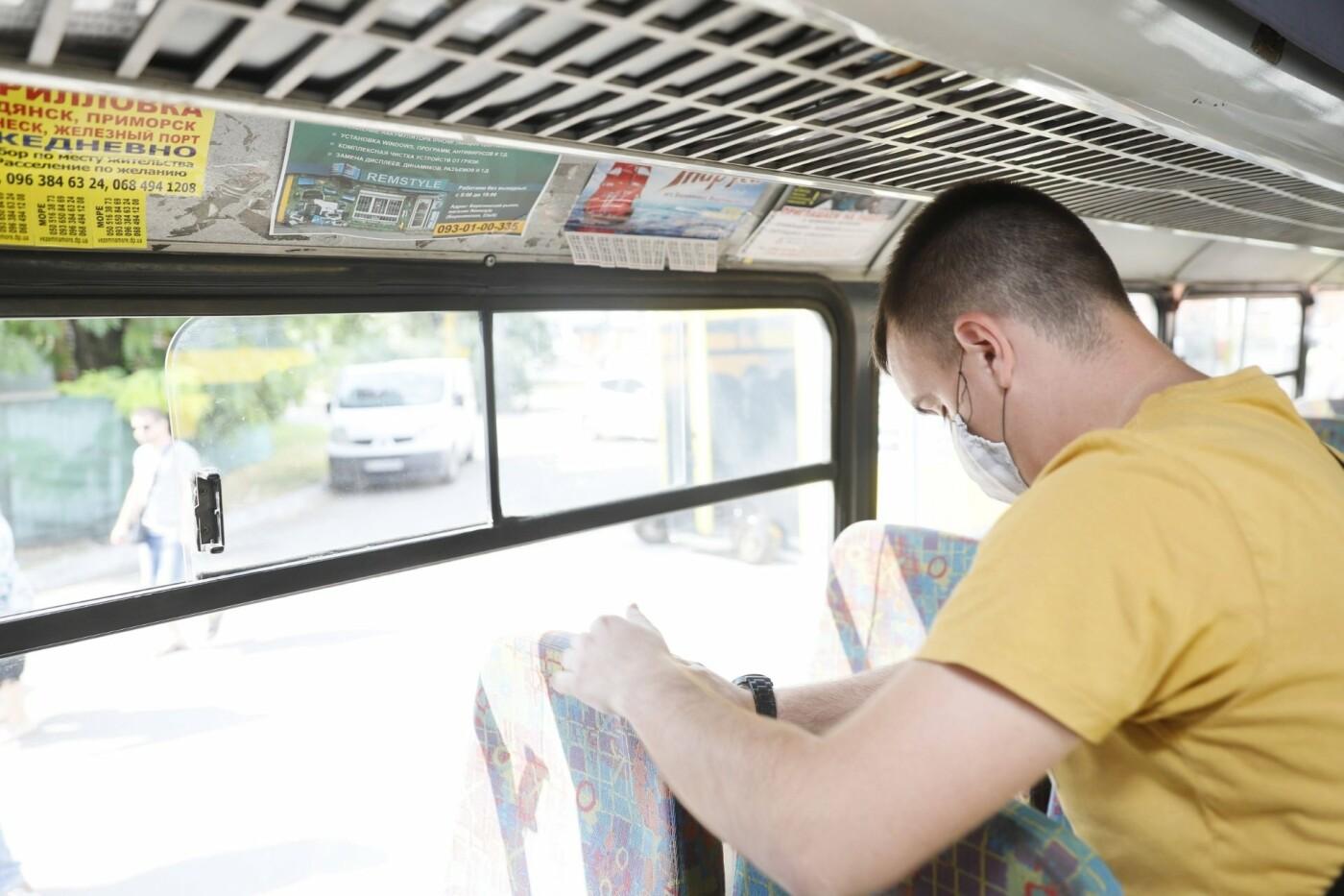 В Днепре старые маршрутки убирают с рейсов, - ФОТО, фото-6