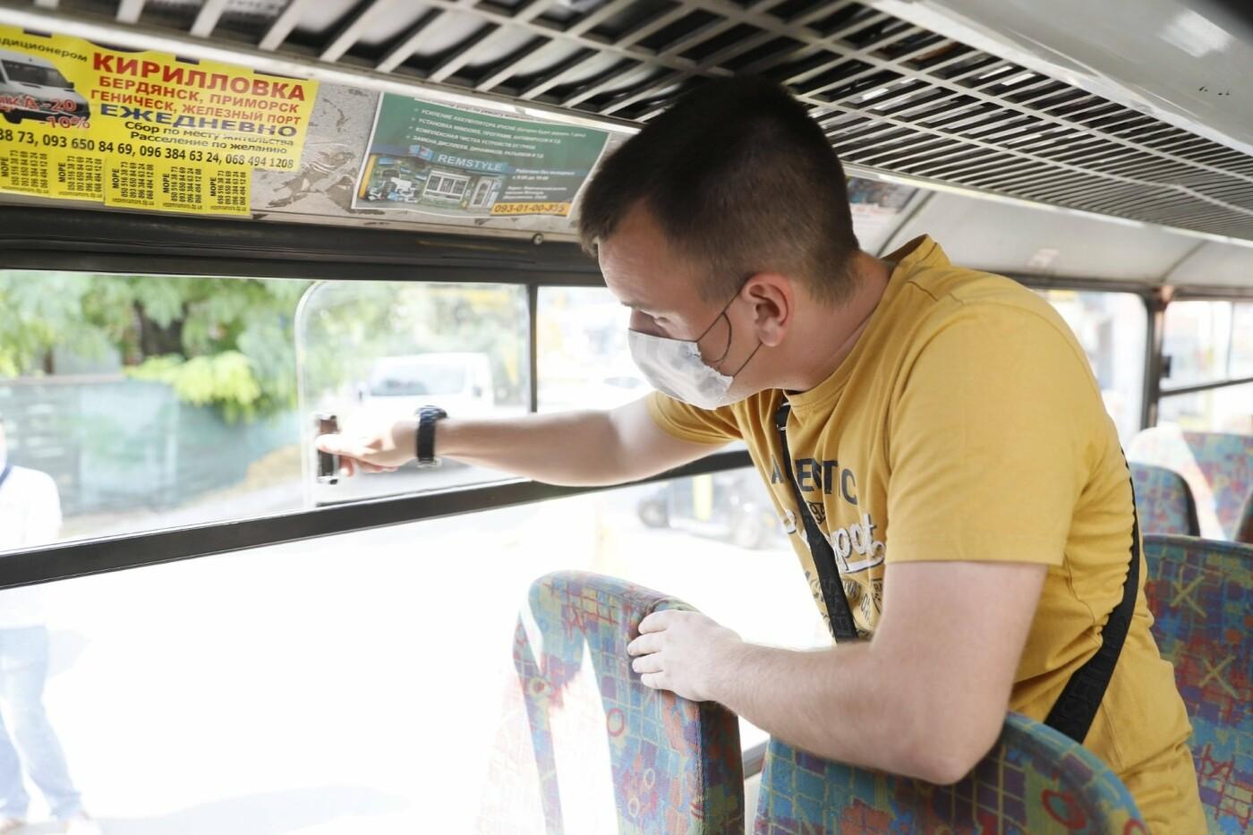 В Днепре старые маршрутки убирают с рейсов, - ФОТО, фото-7